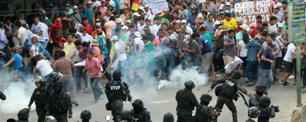 """""""Los gobiernos que intentan revertir la inequidad sudamericana sufren la reacción de los sectores de poder"""""""